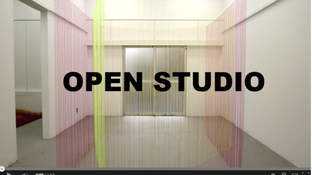 CCA 北九州 「OPEN STUDIO 2014」