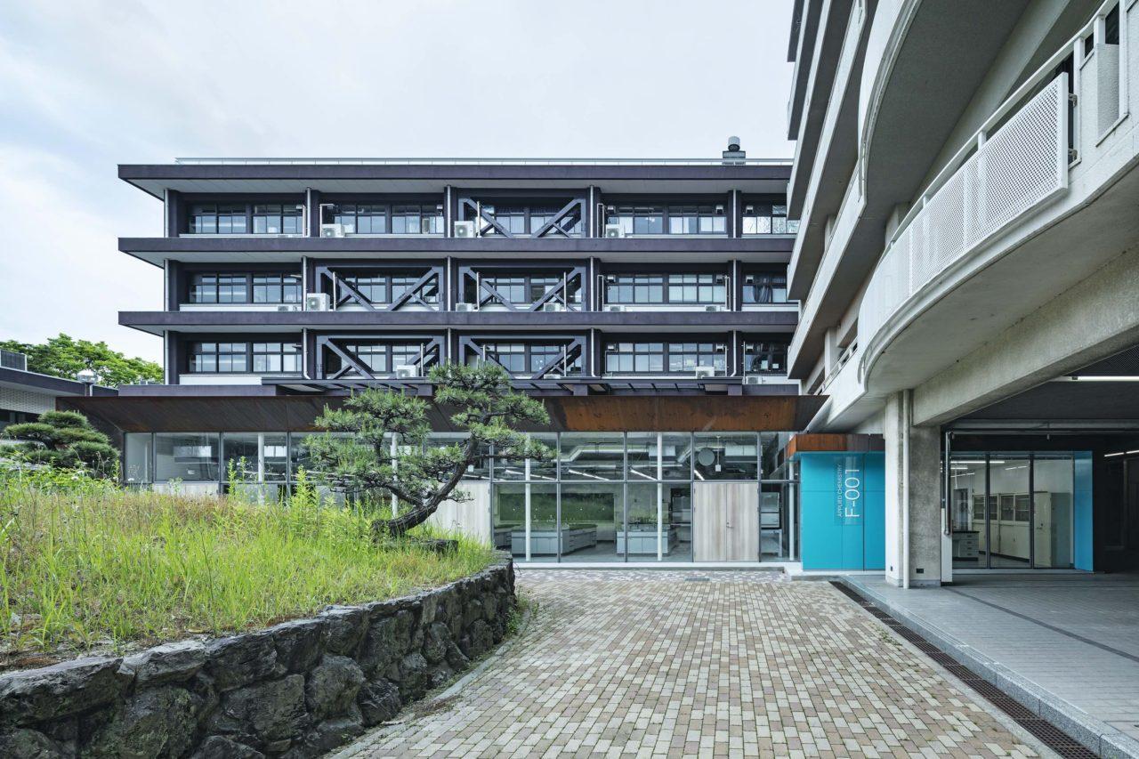 大阪市立大学工学部 応用化学+バイオ工学 実験室棟